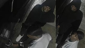 Two men wanted for burglarizing Sharpstown store, stealing several cell phones