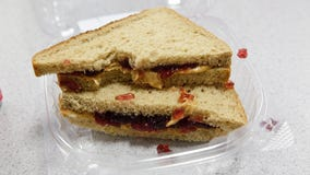 Alaska university taking PB&J as payment for parking tickets to help combat student hunger