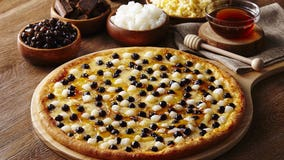 Boba pizza: Domino's cooks up pie with bubble tea-inspired toppings