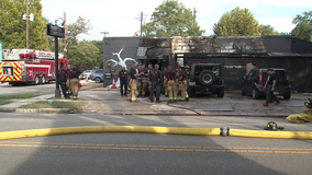 Suspect in custody after fire at Wilde Collection, oddities shop in the Heights