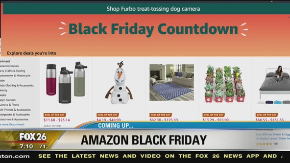 Amazon Black Friday deals are up a week early