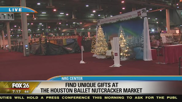 Find unique gifts at the Houston Ballet Nutcracker Market