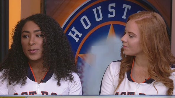 Astros Shooting Stars auditions Saturday, November 23 at Minute Maid Park