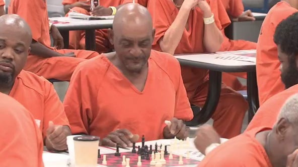 Veteran inmates receive help from new program in Harris County Jail