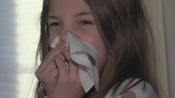 More children being hospitalized with RSV, presents like the cold or flu