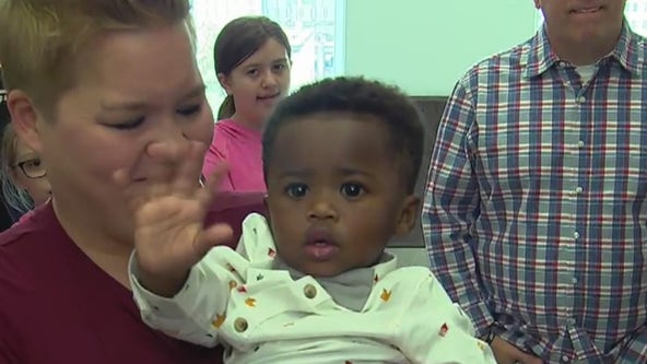 National Adoption Month celebrated in Houston