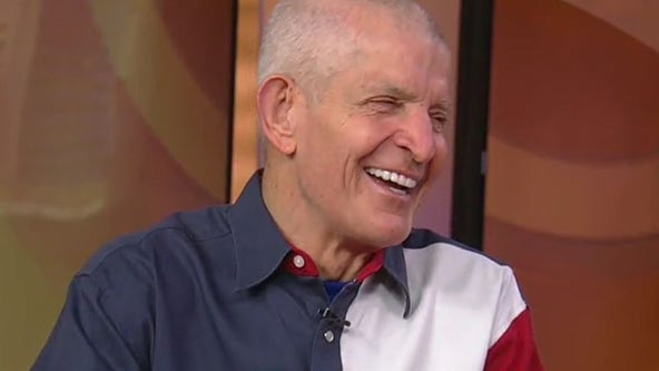 Mattress Mack converting a section of furniture store into classrooms
