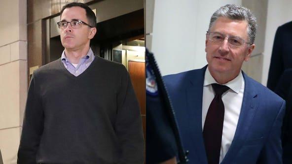 Kurt Volker says criticism of Biden 'not credible;' Tim Morrison was warned of 'Gordon problem'