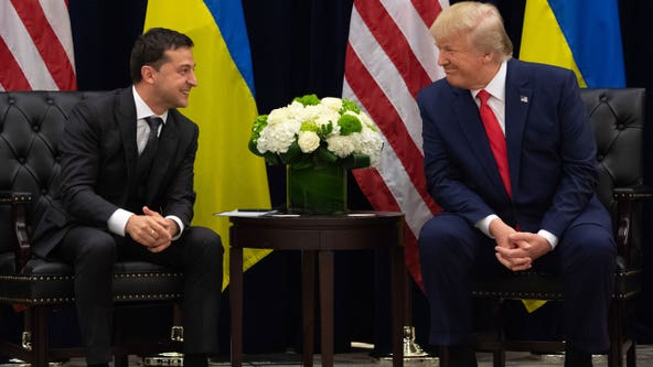 White House releases rough transcript of first Trump-Zelenskiy call