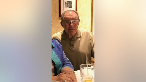 Missing 86-year-old man last seen in north Harris County