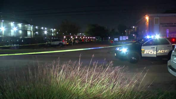 Man found shot five times in west Houston
