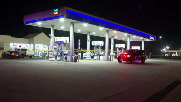 3 women drive to gas station for help after being shot in north Harris County
