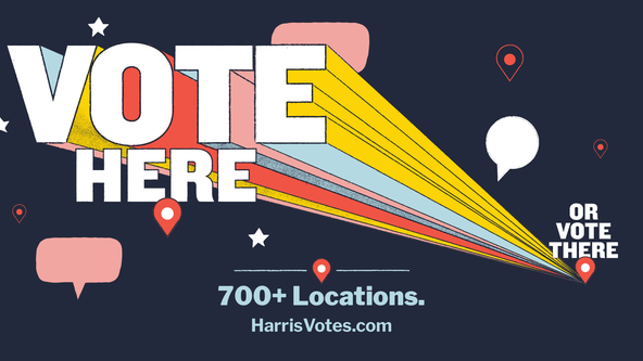 VOTING LOCATIONS: Find out where you can vote!