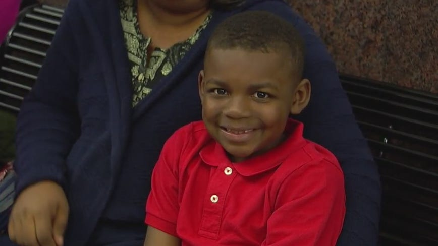 Dozens of Harris County children find forever homes