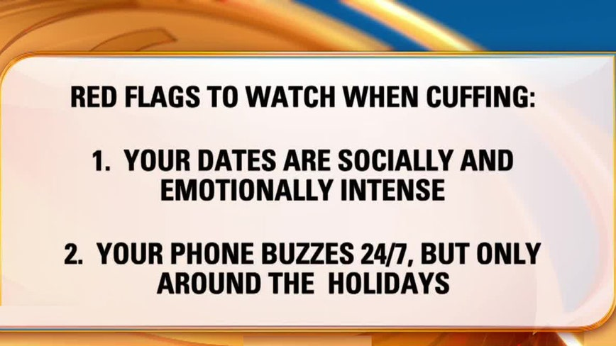Holiday romance brings out cuffing season