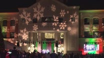 Holiday festivities are underway across the Houston area