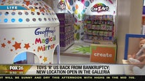 Toys 'R' Us back in Houston at The Galleria mall