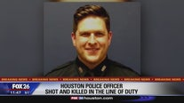 Houston Police Officer Shot and Killed in the Line of Duty