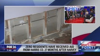 Zero residents have received aid from Harris County 27 months after Harvey