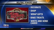Helping seniors have a happy holiday season