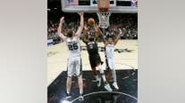 NBA denies Rockets' protest after Harden dunk waived off
