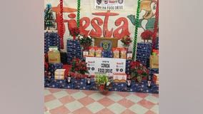 HPD and Fiesta stores hold 34th annual Comida/Food Drive to feed families during the holidays