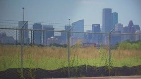 Hazardous, contaminated land located in Houston's Fifth Ward, with little action taken to remediate