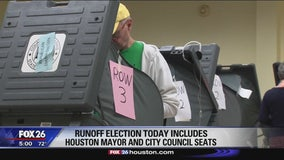 Runoff election Saturday includes Houston mayor and city council seats