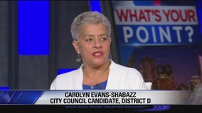 Carolyn Evans Shabazz - City Council candidate for District D