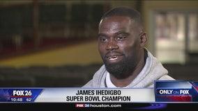 Super Bowl champ raising money for new church shuttle bus