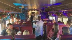 Galveston Railroad Museum presents 'The Polar Express' train ride