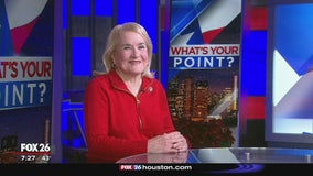 Congresswoman Sylvia Garcia talks about impeachment and other issues important to Texans