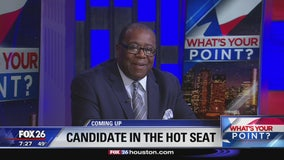 Houston City Council At Large Position 2 candidate Rev. Willie Davis