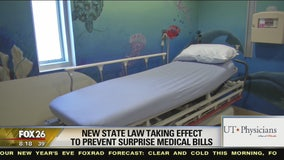 New state law taking effect to prevent surprise medical bills