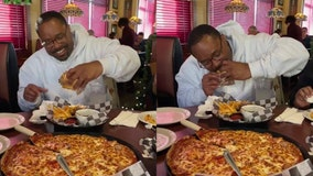 Chicago man has conviction dropped, enjoys big meal after 29 years in prison