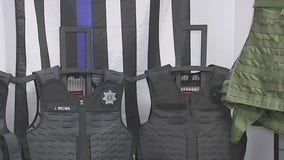 HPD investigates if Sgt. Brewster's vest was penetrated by bullet