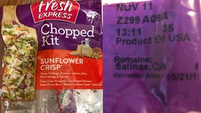 CDC: Outbreak of E. coli infections linked to some Fresh Express salad kits