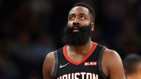 Crew chief says James Harden's dunk should have counted