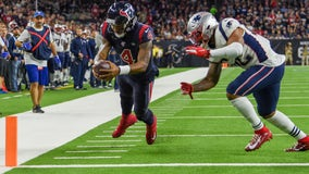 Watson throws 3 TDs, catches another; Texans top Patriots 28-22