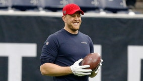 Houston Texans' JJ Watt returns to practice on Christmas Eve following injury