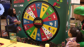 LEGO building competition brings enthusiasts to King of Prussia Mall for preview of new FOX show