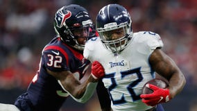 Titans clinch playoff spot with 35-14 win over Houston Texans