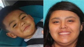Amber Alert issued for missing 4-year-old boy from Texas