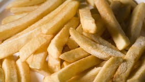 Potato crops damaged by cold, wet weather could mean a shortage of french fries