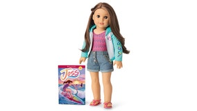 'Pushing past stereotypes': American Girl unveils 2020 Girl of the Year doll with hearing loss