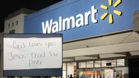 Secret Santa pays off $65,000 in layaway gifts at Walmart