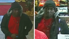 Police need help identifying accomplice who helped steal truck with baby inside