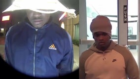 Suspects wanted for kidnapping, forcing man to withdraw cash