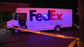 Robbery suspect dead after shootout with FedEx driver in Lawndale