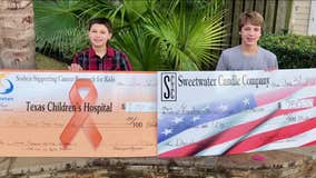 Local teen brothers make all-natural gifts that give back to community